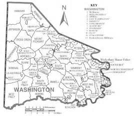 Washington Pa Map by File Map Of Washington County Pennsylvania Png