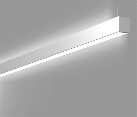 less is more led linear system general lighting from rzb