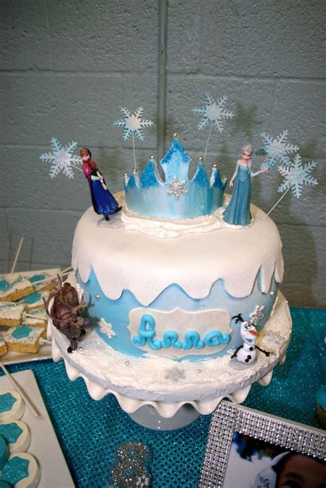film frozen cake movie frozen birthday cake birthday party ideas