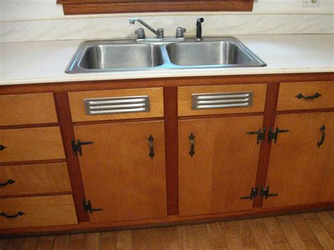 Kitchen Sink Cabinet by Stash Of Nos Kitchen Sink Cabinet Vents Made By Washington