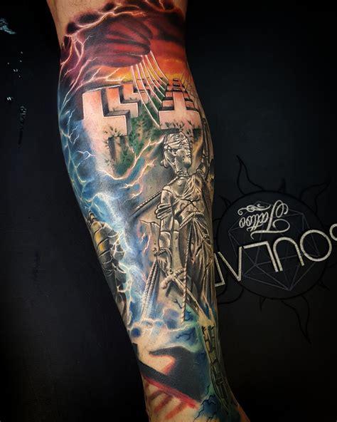 soular tattoo matt parkin certified artist