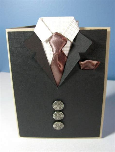 How To Make Paper Jacket - formal dinner invites suit card by isaiah40 31