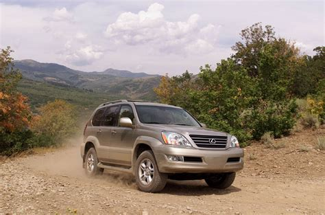 2005 Lexus Gx470 by 2005 Lexus Gx 470 Pictures Photos Gallery The Car Connection
