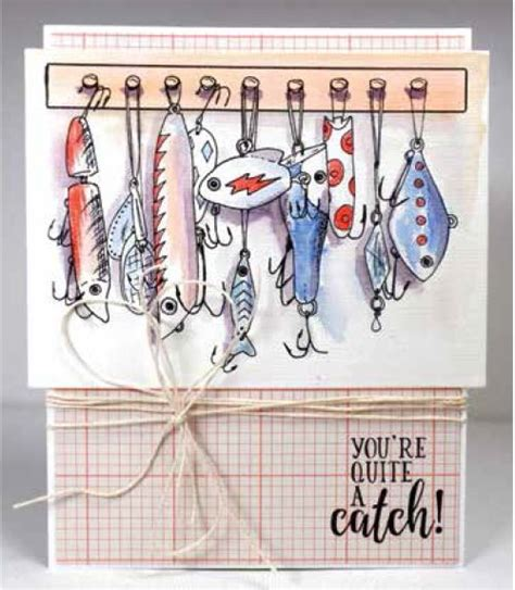 impression obsession rubber sts 295 best images about fishing cards sts clipart on
