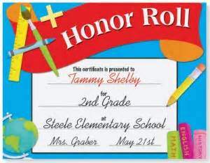 Honor roll certificates for student recognition paperdirect blog