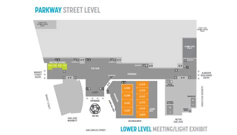 san jose convention center floor plan san jose convention center floor plan gurus floor