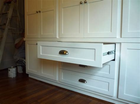 custom bedroom cabinets custom shaker wardrobe for 1920s vintage bungalow in the