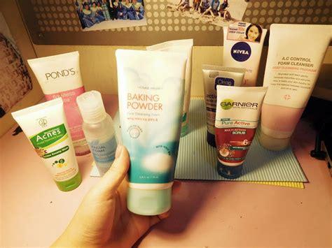 Sabun Muka Drugstore Untuk Kulit Sensitif Review Drugstore Skincare Sabun Cuci Muka Untuk Kulit