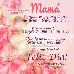 mama poemas para mi madre feliz d a de las madres mayo tarjetas de cumplea 241 os para mi mama feliz d 237 a madre te