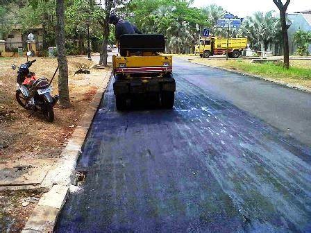 Per Meter Aspal biaya pembuatan jalan aspal per meter2 jasa perbaikan jalan jasa pengaspalan jalan