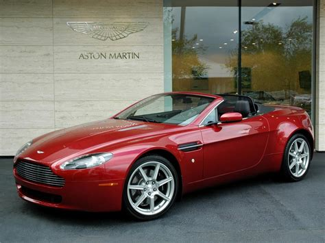 Aston Martin Vantage Convertible Price by 2008 Aston Martin Vantage Convertible 138933