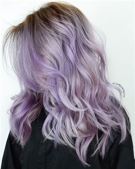 lilac hair color 20 swoon worthy lilac hairstyles