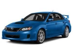 2014 Subaru Impreza Wrx Premium 2014 Subaru Impreza Wrx Premium 4dr All Wheel Drive