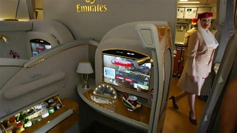 emirates q class emirates removes first class on its a380 to fit in more
