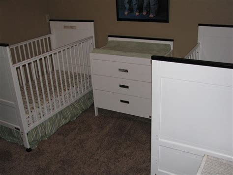 Matching Crib And Changing Table Matching Cribs And Dresser Change Table Set Saanich