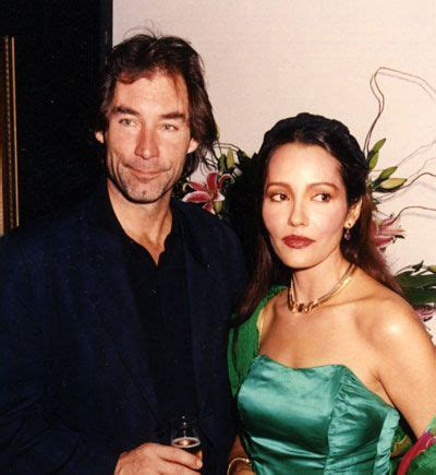 timothy dalton never say never again 25 best images about barbara carrera on pinterest