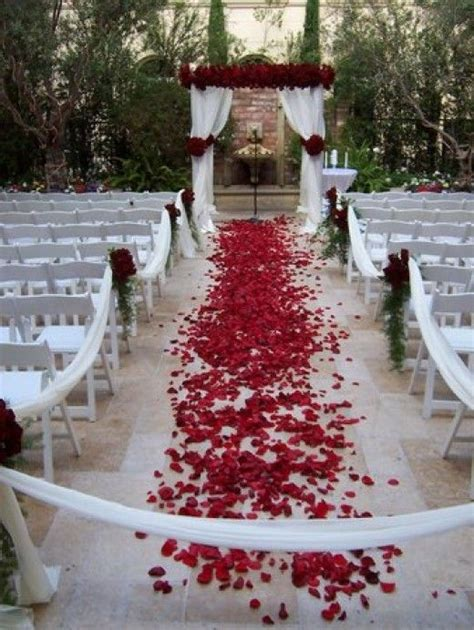 Outdoor Wedding Ceremony Decorations by Wedding Ceremony Decoration Ideas Pictures Wedding