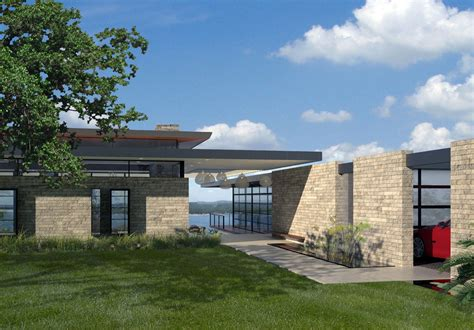 Modern Home Design New England by Luxury Modern Home To Be Built By Foursquare Builders