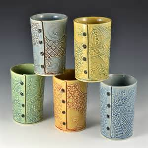 Clay Handmade - creative with clay unique handmade colorful pottery by