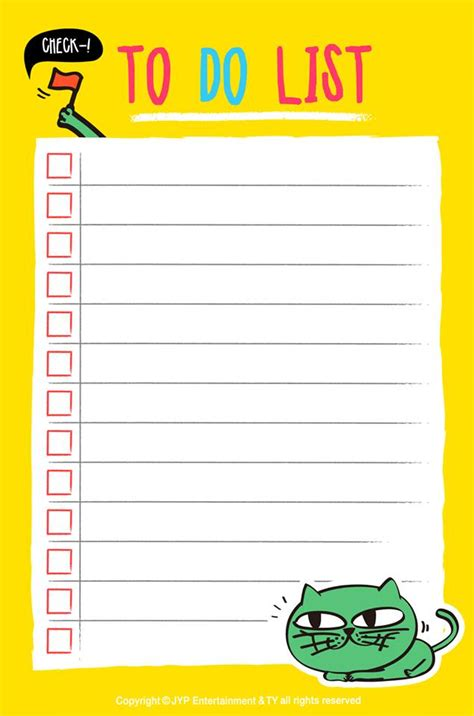 to do with paper okcat okcat s to do list letter paper mobile