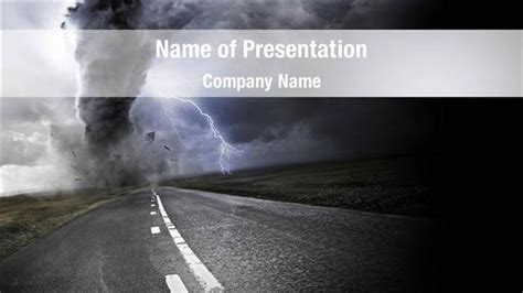 tornado powerpoint template powerful tornado powerpoint templates powerful tornado