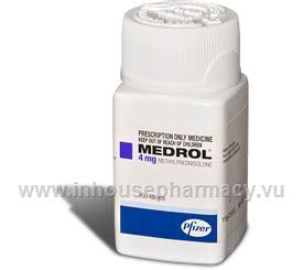 Methylprednisolon 4mg medrol 4mg methylprednisolone 100 tablets pack methylprednisolone