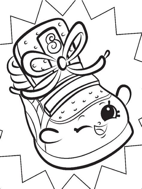 imagenes para pintar shopkins dibujos para colorear para ni 241 os shopkins 33