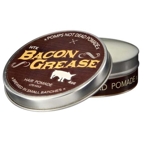 Pomade Grease pomps not dead bacon grease pomade pomade