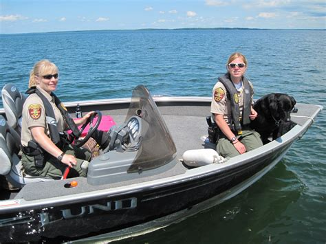 boating license mn dnr officer s boat check report speaks volumes about