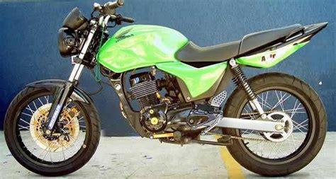 imagenes de motos verdes fotos de motos tunadas 150