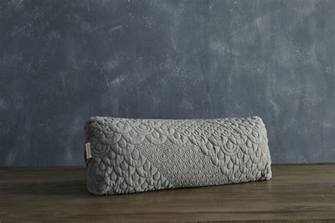 home yoga bolster pillow brentwood home