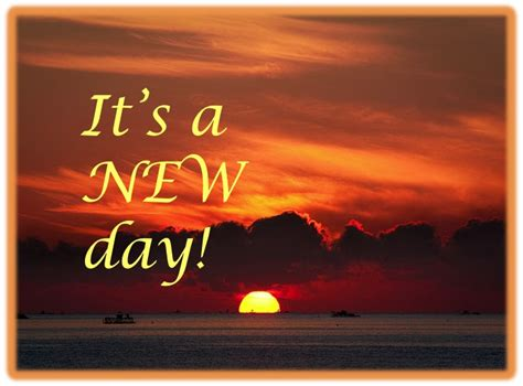 day new its a new day quotes quotesgram