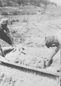 Funérailles sur le front français