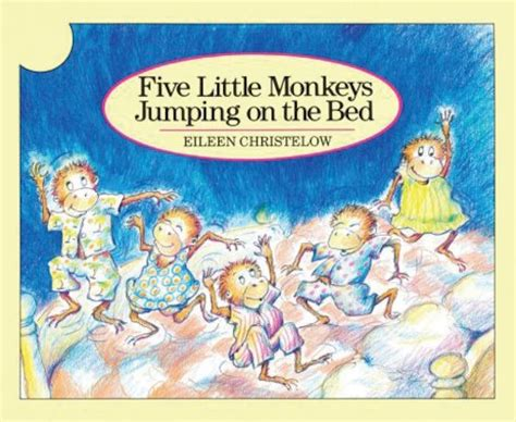 monkeys jumping on the bed video five little monkeys jumping on the bed scholastic kids club