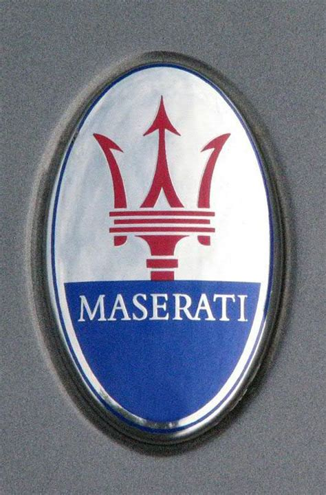 Maserati Badge by Maserati Related Emblems Cartype