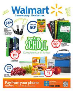 Walmart weekly ad electronics september 14 walmart weekly ad back to