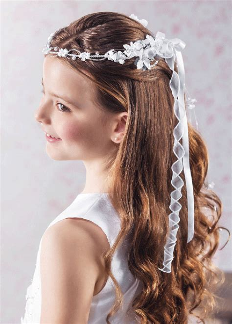 cute hairstyles for first communion 50 first communion hairstyles ideas hair motive hair motive