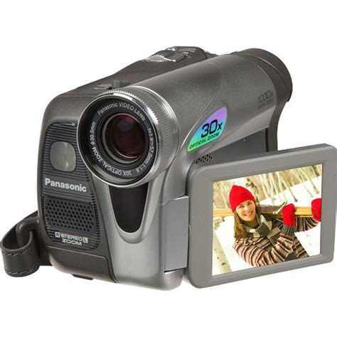 Hp Panasonic Mini panasonic pv gs34 demo mini dv camcorder pvgs34 b h photo