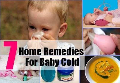 home remedies for baby cold health living