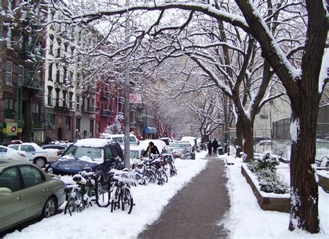 Earth Home Decor file east 5th street in winter jpg wikimedia commons