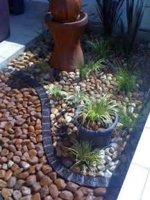 Garden Stones And Rocks Landscaping With Stones Represents Eternity Interior Design Ideas Avso Org