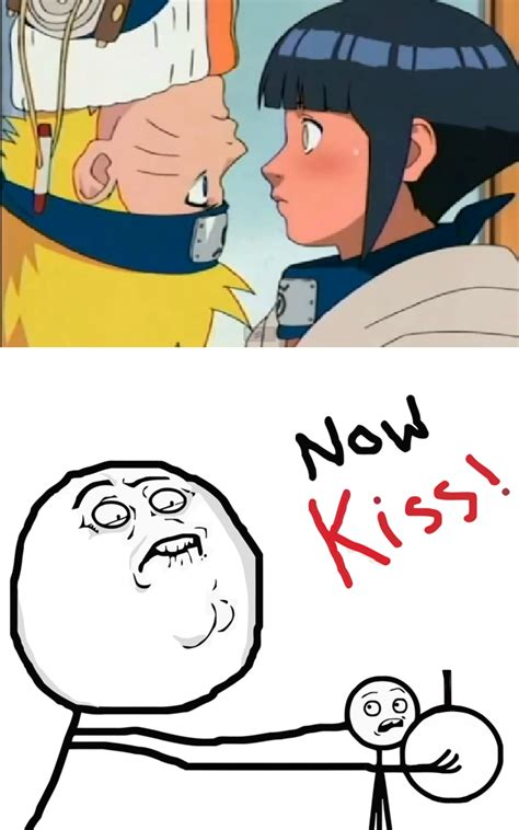 Now Kiss Meme - naruhina now kiss meme 2 by theannheles on deviantart