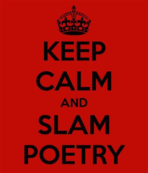 poetry slam slam poetry shrinking