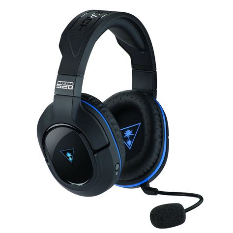 Headset Ps4 turtle stealth 520 premium ps4 and stealth 420x xbox one gaming headsets released