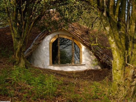 Earth Sheltered Cabin by 10 Amazing Underground Cottages Cottages Direct