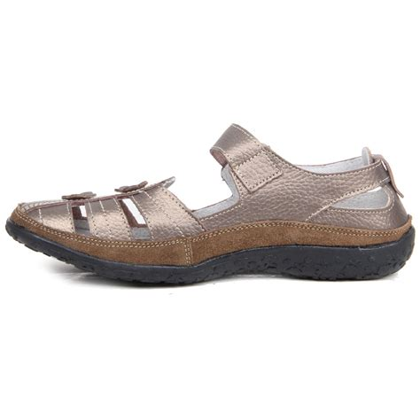 Leather Sandals For Summer by Womens Low Heel Casual Summer Leather Sandals