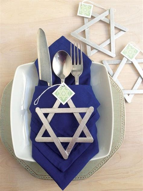Jewish Decorations Home 18 diy ideas to decorate your home for hanukkah brit co