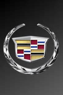 Logo Cadillac Cadillac Logo Iphone Wallpaper Iphone 4 Background Wallpaper