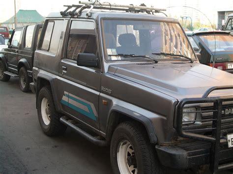 1990 daihatsu rocky daihatsu rocky for sale