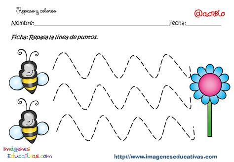 imagenes educativas material fotocopiable 5 años grafomotricidad ficha inicial 5 imagenes educativas